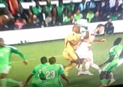 Nigeria match fixing