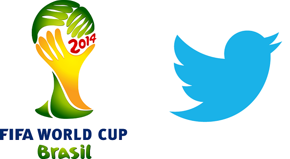 2014 FIFA World Cup Twitter