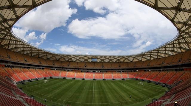 Arena Amazonia Stadium Manaus 2014 FIFA World Cup