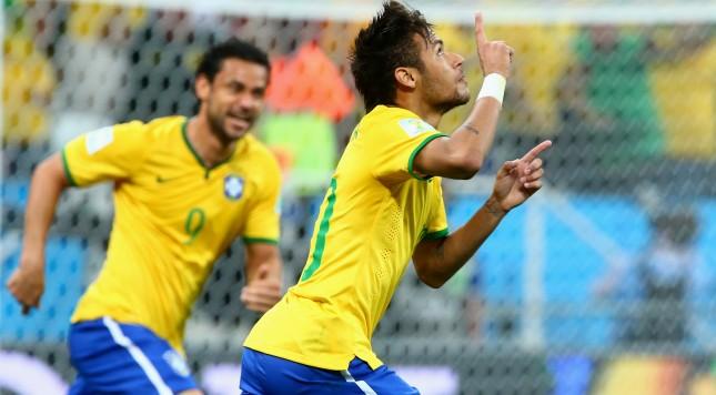 2014 FIFA World Cup Brazil Neymar