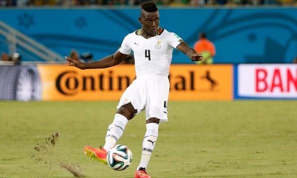 2014 FIFA World Cup Ghana