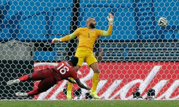 2014 FIFA World Cup Silvestre Varela Portugal goal