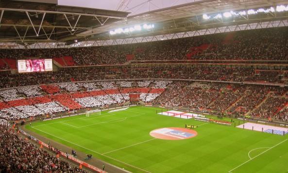 USMNT USA England Wembley Stadium