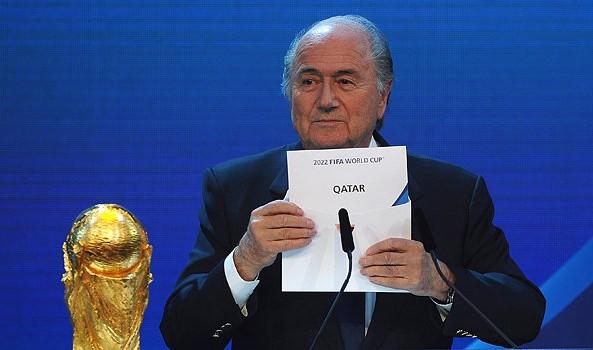 Sepp Blatter Qatar 2022 FIFA World Cup