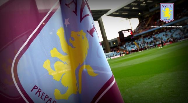 Aston Villa flag logo