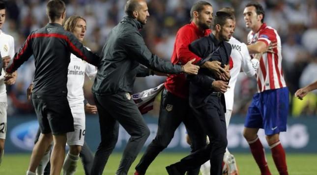 Atletico Madrid Diego Simeone