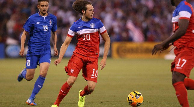 Mix Diskerud USA USMNT