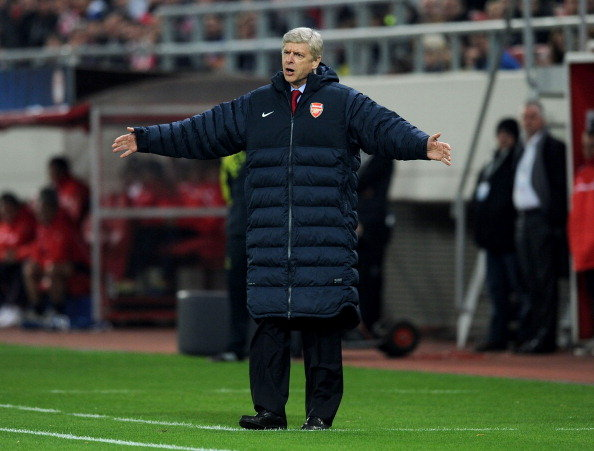 video puma making a new puffy jacket for arsenal s arsene