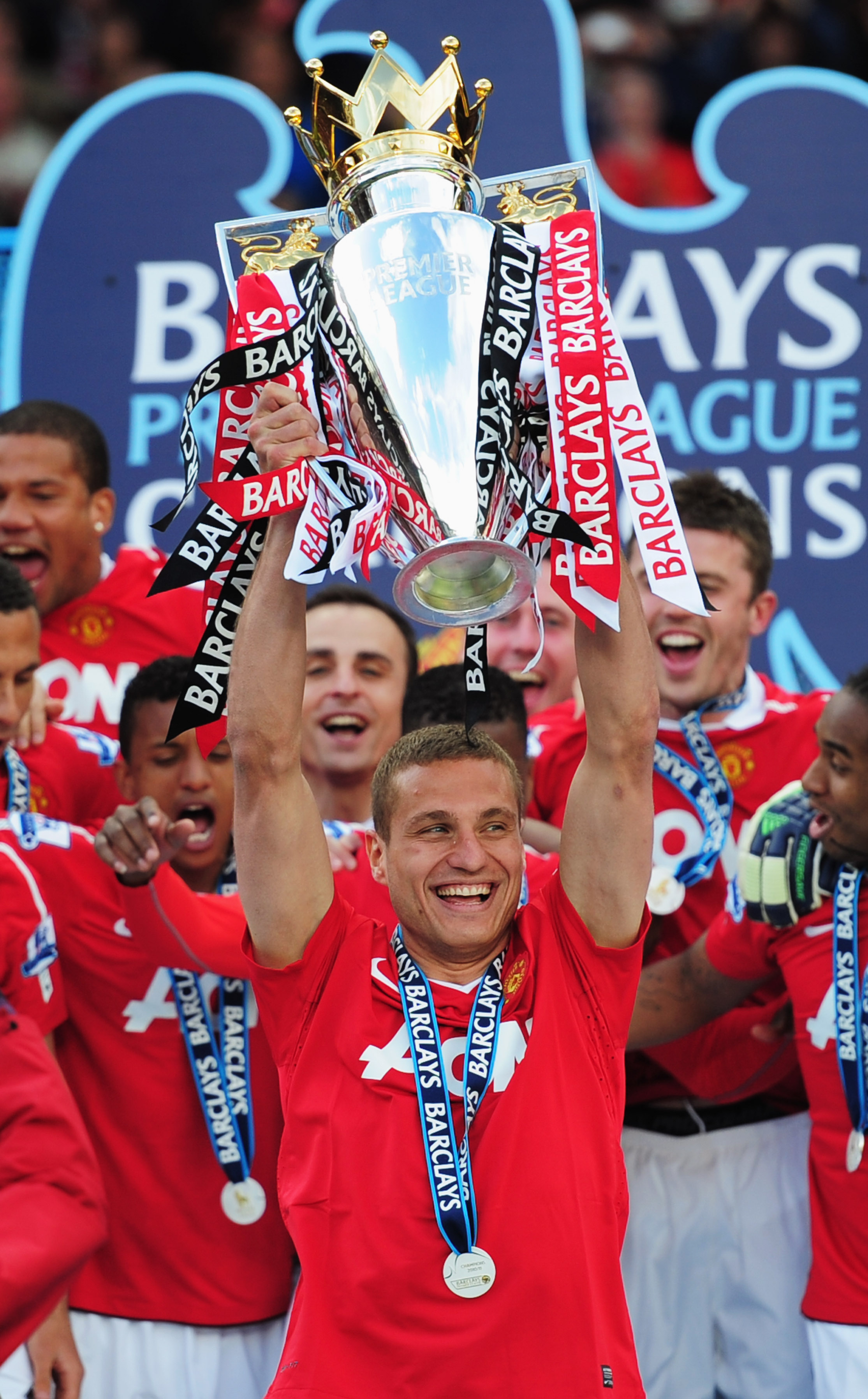Top 5 Nemanja Vidic goals for Manchester United 32 Flags