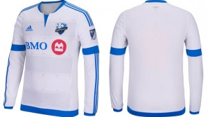 Montreal Impact Secondary/Source: mlssoccer.com