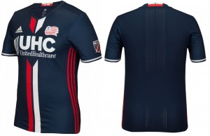 New England Revolution Primary/Source: mlssoccer.com