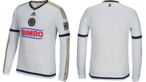 Philadelphia Union Secondary/Source: mlssoccer.com
