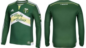 Portland Timbers Primary/Source: mlssoccer.com