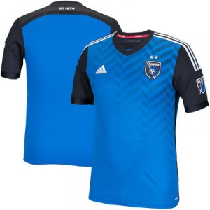 San Jose Earthquakes Primary/Source: mlssoccer.com