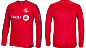 Toronto FC Primary/Source: mlssoccer.com