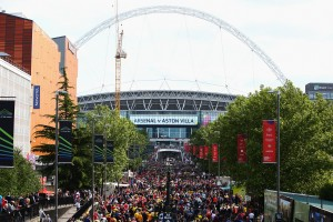 FA Cup Final day is England's Super Bowl Sunday