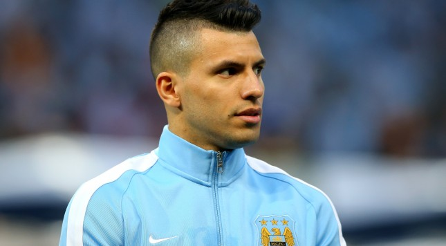 Watch Sergio Aguero Misses Everything On Penalty