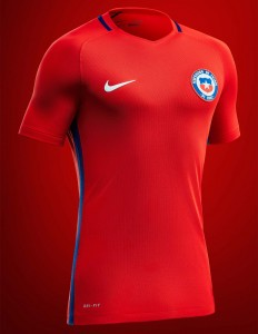 Chile Home/Source: Nike