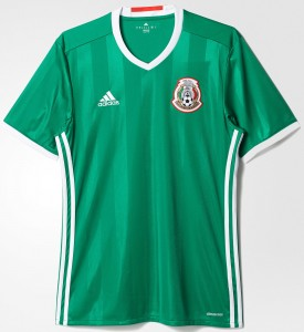 Mexico Home/Source: Adidas