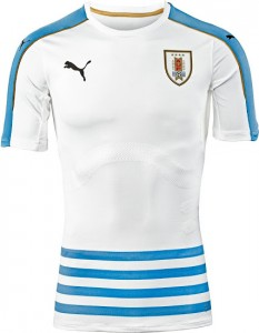 Uruguay Away/Source: Puma