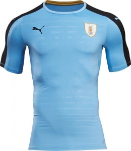 Uruguay Home/Source: Puma