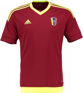 Venezuela Home/Source: Adidas