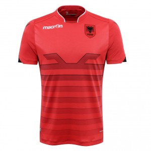 Albania Home/Source: Macron