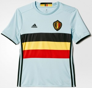 Belgium Away/Source: Adidas