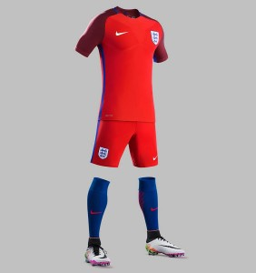 England Away/Source: Nike