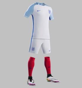 England Home/Source: Nike