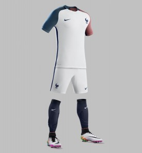 France Away/Source: Nike