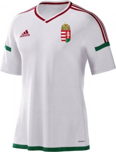 Hungary Away/Source: Adidas