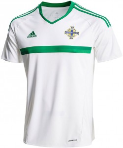 Northern Ireland Away/Source: Adidas
