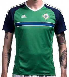 Northern Ireland Home/Source: Adidas
