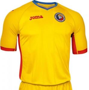 Romania Home/Source: Joma