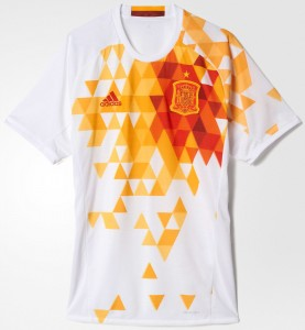 Spain Away/Source: Adidas