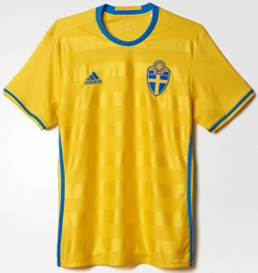 Sweden Home/Source: Adidas