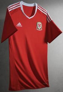 Wales Home/Source: Adidas