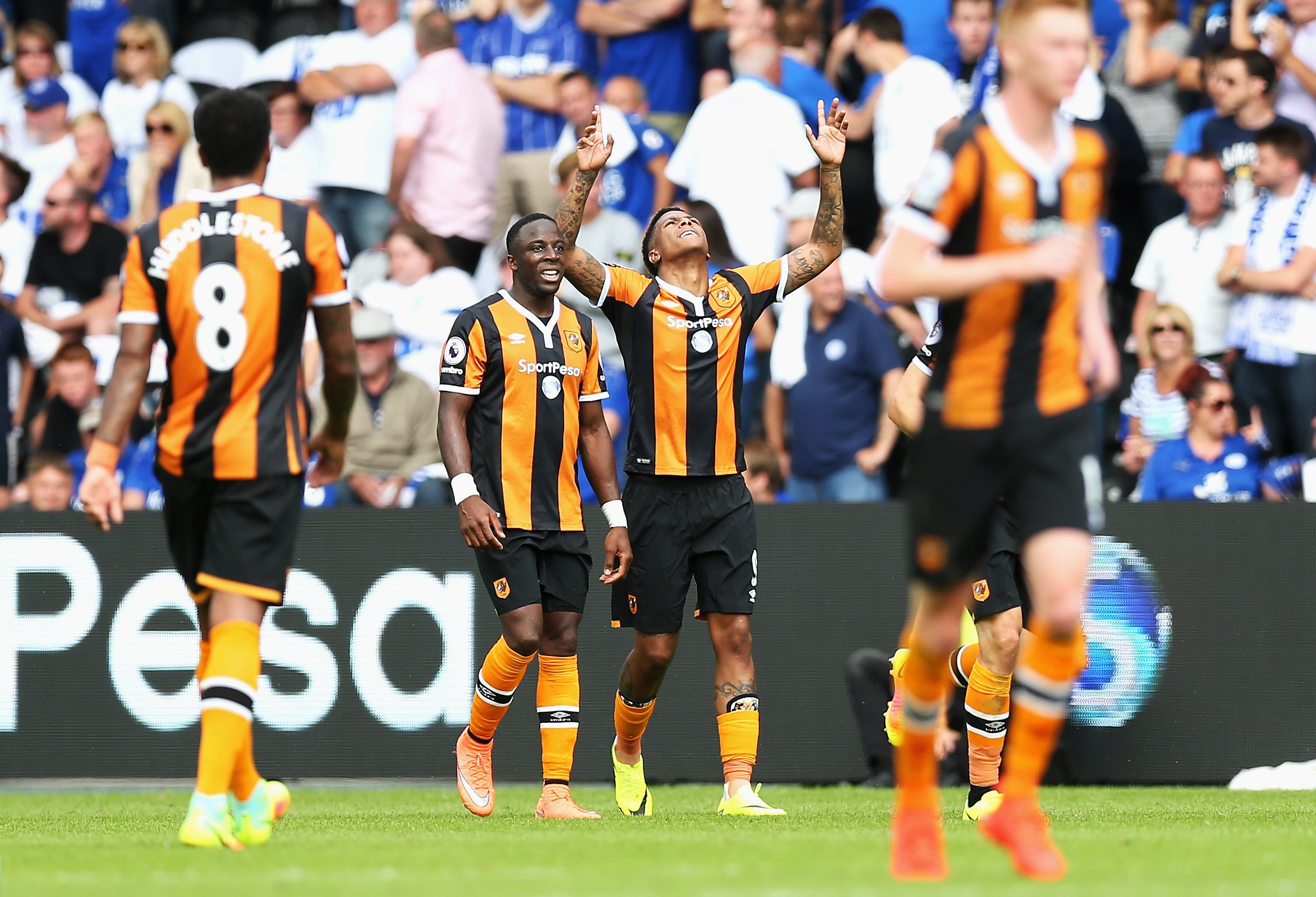 hull city first team