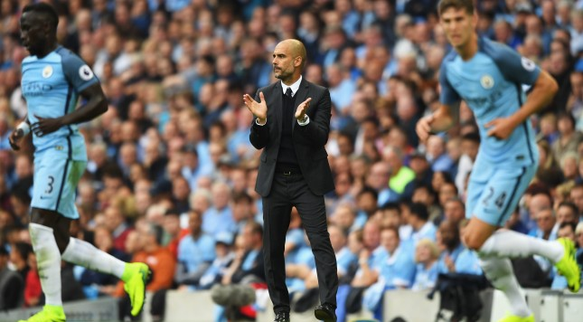 Pep Guardiola: 'Joe Hart is not happy about exclusion'