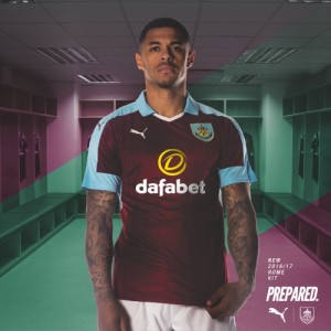 Burnley Home - Puma