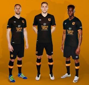 Hull City Away - Umbro