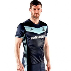 Middlesbrough Away - Adidas