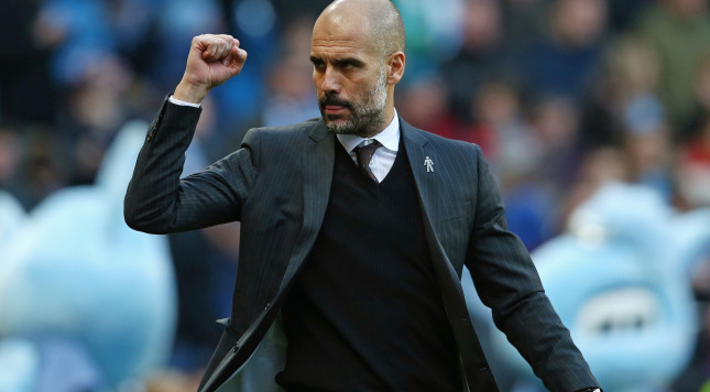 Guardiola's mood lifts after FA Cup romp