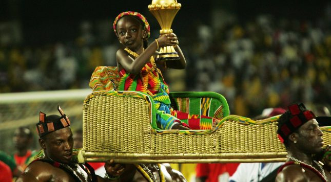 After 15 Years, Cameroon's Indomitable Lions Lift AFCON 2017 Cup