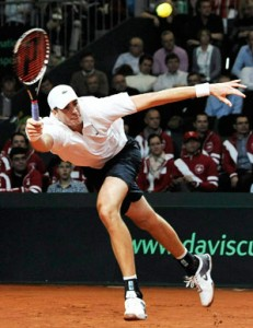 When John Isner pushed Rafael Nadal at the 2011 Roland Garros tournament and then defeated Roger Federer on indoor clay in the 2012 Davis Cup, his future on the surface appeared brighter, but  subsequent years have exposed Isner's limitations on the dirt.