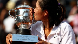 Remember when Li Na conquered Paris to become the first Asian player by nationality (though not ethnic origin, courtesy of Michael Chang in 1989) to win a major? It's still hard to believe Li crashed out of the 2014 Roland Garros tournament in round one a week ago.