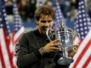 Rafael Nadal entered a small, select group of tennis legends by winning the career Grand Slam at the 2010 U.S. Open. The trophy ceremony should have been a pretty big deal, but ESPN2 simply couldn't wait an extra handful of minutes in the face of the mighty NFL. Multiple examples from this list show that   major American networks -- when faced with a choice between giving tennis 10 extra minutes of air time and moving to other, more lucrative programming -- regularly fail to give tennis those 10 extra minutes. It is in these moments that the sport and its fan base are humilitated to the fullest possible extent.