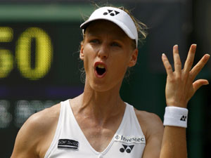 "Elena Dementieva might have played the best major-tournament match of her career against Serena Williams in the 2009 Wimbledon semifinals. It wasn't enough. That shattering scoreboard reality underscored the ""so close yet so far"" nature of Dementieva's career at tennis's four biggest tournaments."