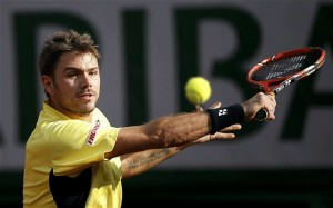 It was a bad week for Switzerland at Roland Garros, but before Roger Federer bowed out of the event on Sunday, Stan Wawrinka took a very early trip home the previous Monday. He's unlikely to do well at Wimbledon, so he'll need to produce a big summer hardcourt season to sustain the momentum created by his Australian Open title.